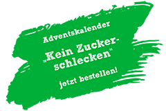Adventskalender - Kein Zuckerschlecken